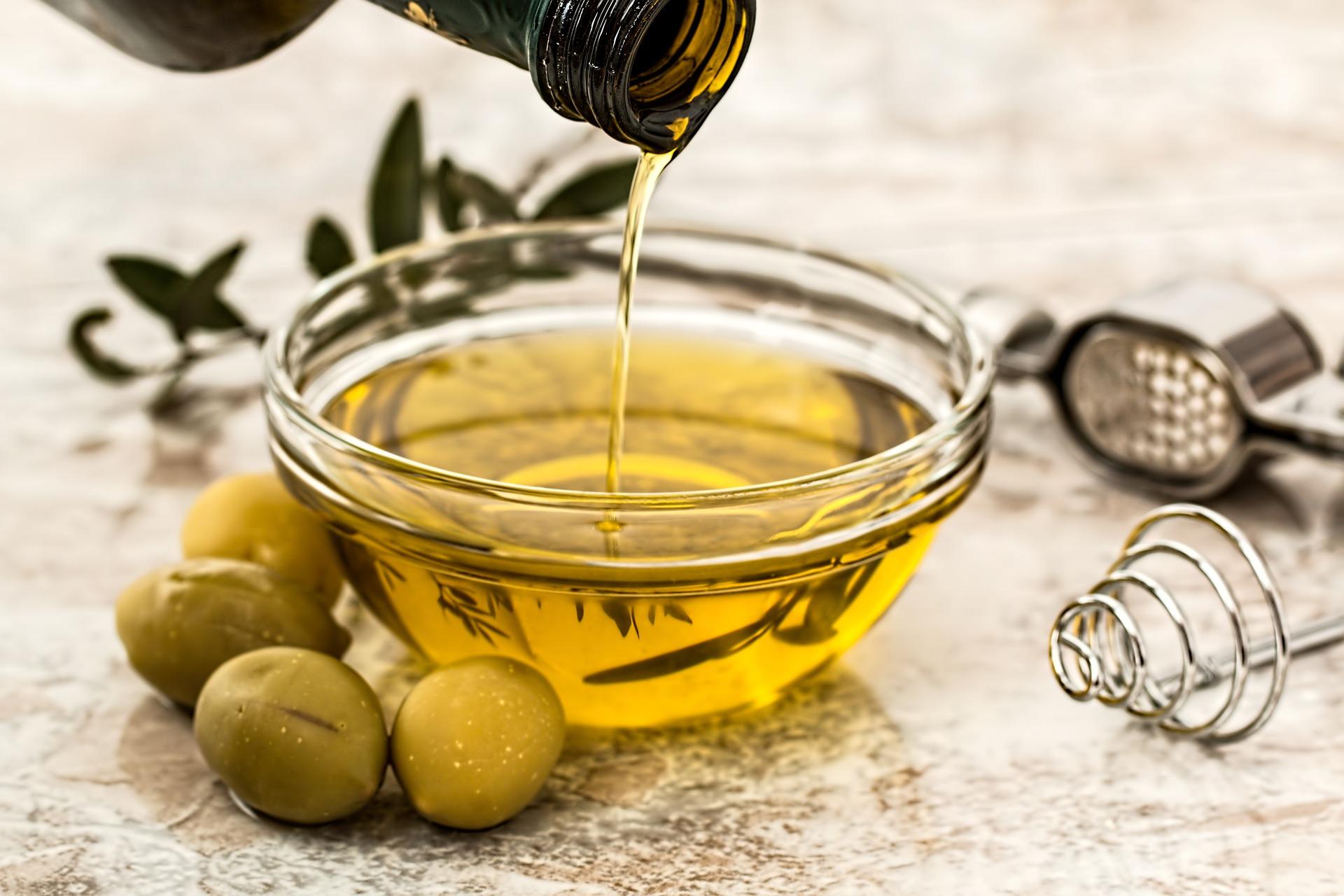 Bienfaits des olives